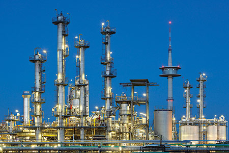 ATEX inspections at petrochemical plant