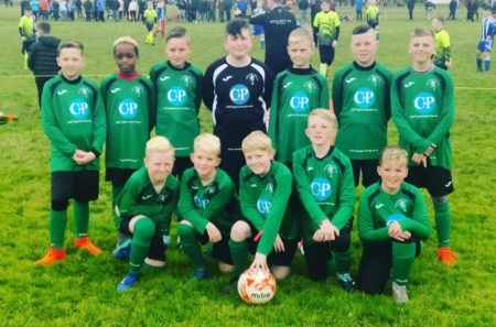 C&P Supports Local Youth Football Team