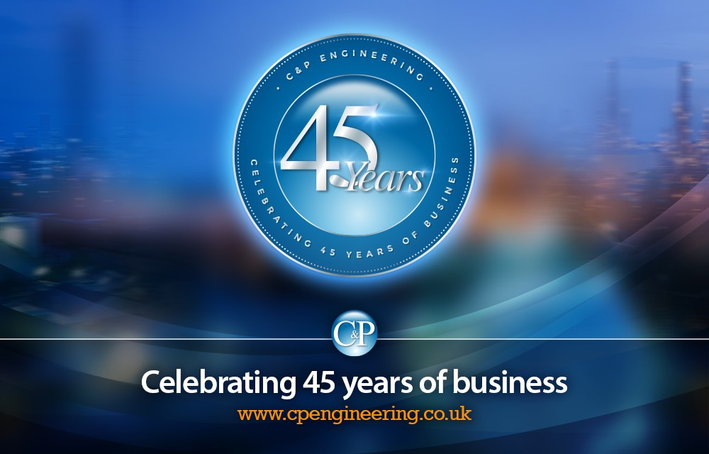 C&P Celebrates 45 Years in Business